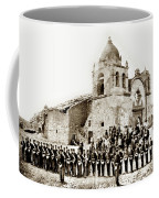 St. Patrick's Cadets On The Third Of July, 1882 At The  Coffee Mug