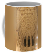 St. Patrick's Cathedral - Detail Of Main Altar's Ceiling Coffee Mug