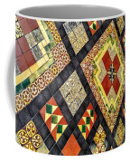 St. Patrick's Cathedral Mosaic Floors Coffee Mug