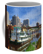 St Paul Tugboat Coffee Mug