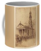 St. Paul's, Broadway, N.y. Coffee Mug