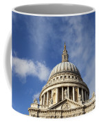 St Pauls Cathedral London England Uk Coffee Mug