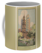 St. Paul's Chapel Coffee Mug