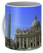 St Peters Basilica Coffee Mug