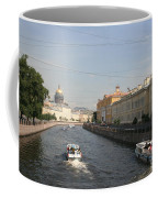 St. Petersburg Canal - Russia Coffee Mug