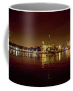 St Petersburg, Fl, Skyline At Night Coffee Mug