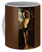 St Sebastian Coffee Mug