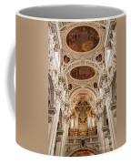 St. Stephen Cathedral Interior Coffee Mug