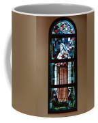 St. Theresa Stained Glass Window Coffee Mug