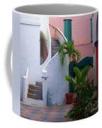 St. Thomas Courtyard Coffee Mug