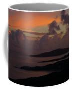 St Thomas Sunset At The U.s. Virgin Islands Coffee Mug