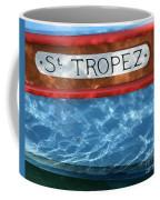 St. Tropez Coffee Mug by Lainie Wrightson