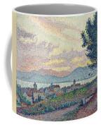 St Tropez Pinewood Coffee Mug