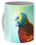 St. Vincent Parrot Coffee Mug