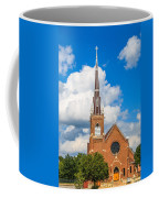 St Wenc On A Bright Summer Day Coffee Mug
