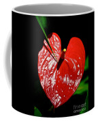 A Point To Your Heart Coffee Mug