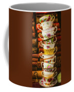 Stacked High Tea Cups Coffee Mug