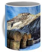 Stacked Mountains  Coffee Mug