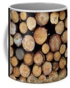 Stacked Timber Two Coffee Mug