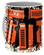 Stacking The Double Deckers Coffee Mug