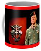 Staff Sergeant Barry Sadler Singing On National Tv - Ed Sullivan Show 1966-2016 Coffee Mug