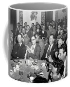 Stag Dinner And Awards Monterey Peninsula Country Club, Pebble Beach 1950 Coffee Mug