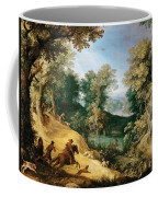 Stag Hunt Coffee Mug