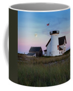 Stage Harbor Light Cape Cod Coffee Mug