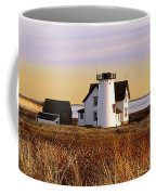 Stage Harbor Lighthouse Chatham Coffee Mug