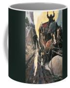 Stagecoach Robbers Coffee Mug