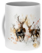Stags Coffee Mug