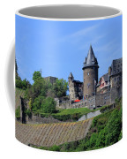 Stahleck Castle In The Rhine Gorge Germany Coffee Mug