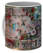 Stain Glass - Bath House - Hot Springs, Ar Coffee Mug