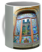Stain Glass Of Brussels Coffee Mug