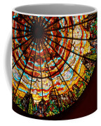 Stained Glass Ceiling Coffee Mug