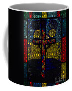 Stained Glass Reworked Coffee Mug