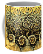 Stained Glass Summer Coffee Mug