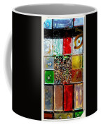 Stained Glass Window Coffee Mug
