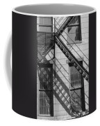 Stair Shadows Coffee Mug