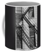 Stair Shadows Coffee Mug