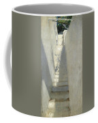 Staircase In Capri Coffee Mug