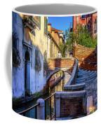Staircase To Bridge In Venice_dsc1642_03012017 Coffee Mug