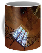 Stairway To Heaven Coffee Mug by Enrico Pelos