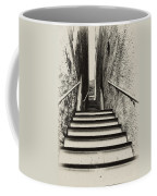 Stairs At Harpers Ferry Coffee Mug