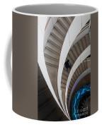 Stairs  Bruininks Hall University Of Minnesota Campus Coffee Mug