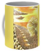 Stairs Towards The Horizon Coffee Mug