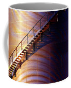 Stairway Abstraction Coffee Mug
