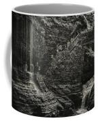 Stairway In The Glen Coffee Mug
