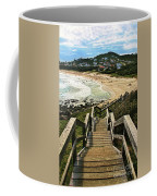 Stairway To Beach Coffee Mug
