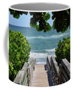 Stairway To Haven Coffee Mug